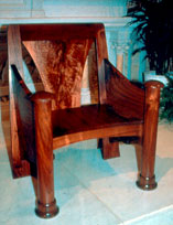 Our Mother of Good Council R.C. Church - Presider's Chair
