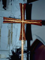 Our Mother of Good Council R.C. Church - Processional Cross