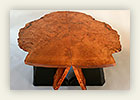 Cherry Burl Nesting Benches/Tables 'We All Can Fly'